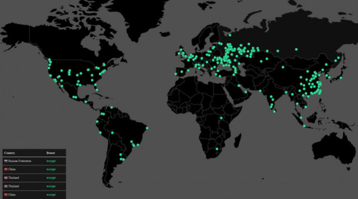 Κυβερνοεπιθέσεις σε όλο τον κόσμο: Οι χάκερς έβγαλαν πάνω από από 42.000 δολάρια