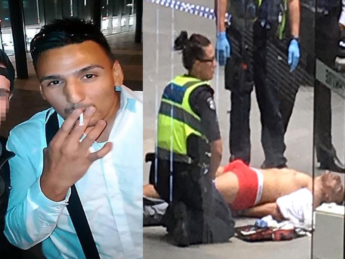Αυτός είναι ο άνδρας που σκότωσε 3 πεζούς στη Μελβούρνη – Είναι Ελληνοαυστραλός – Μαχαίρωσε και τον αδερφό του!