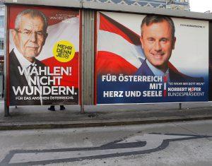 Αυστρία: Νίκη φαν ντερ Μπέλεν! Παραδοχή ήττας από τον ακροδεξιό Χόφερ