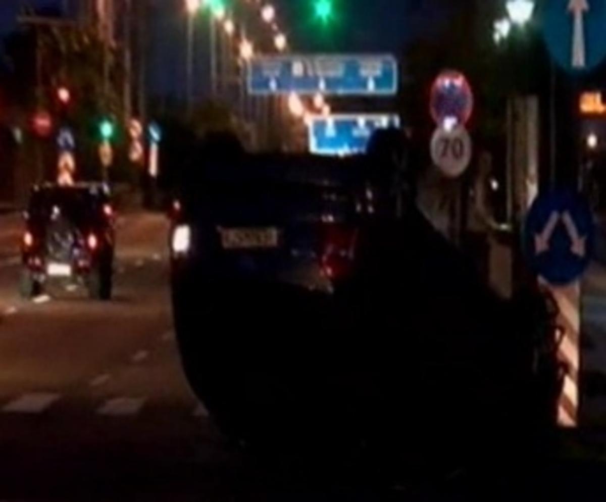 Θρίλερ! Το έσκασε ο τραυματίας που προκάλεσε το τροχαίο στην παραλιακή – Νεκρός ένας αστυνομικός