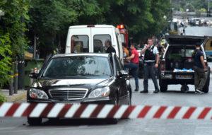 Λουκάς Παπαδήμος: Το τρομοδέμα ήταν βιβλίο για τη Σφαγή του Διστόμου – Μπάχαλο με τον έλεγχο