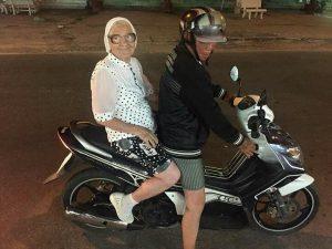 Η 89χρονη που γυρνάει όλο τον κόσμο