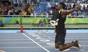 Μπολτ: Εκανε το 3Χ3! Καριέρα με εννέα χρυσά Ολυμπιακά μετάλλια