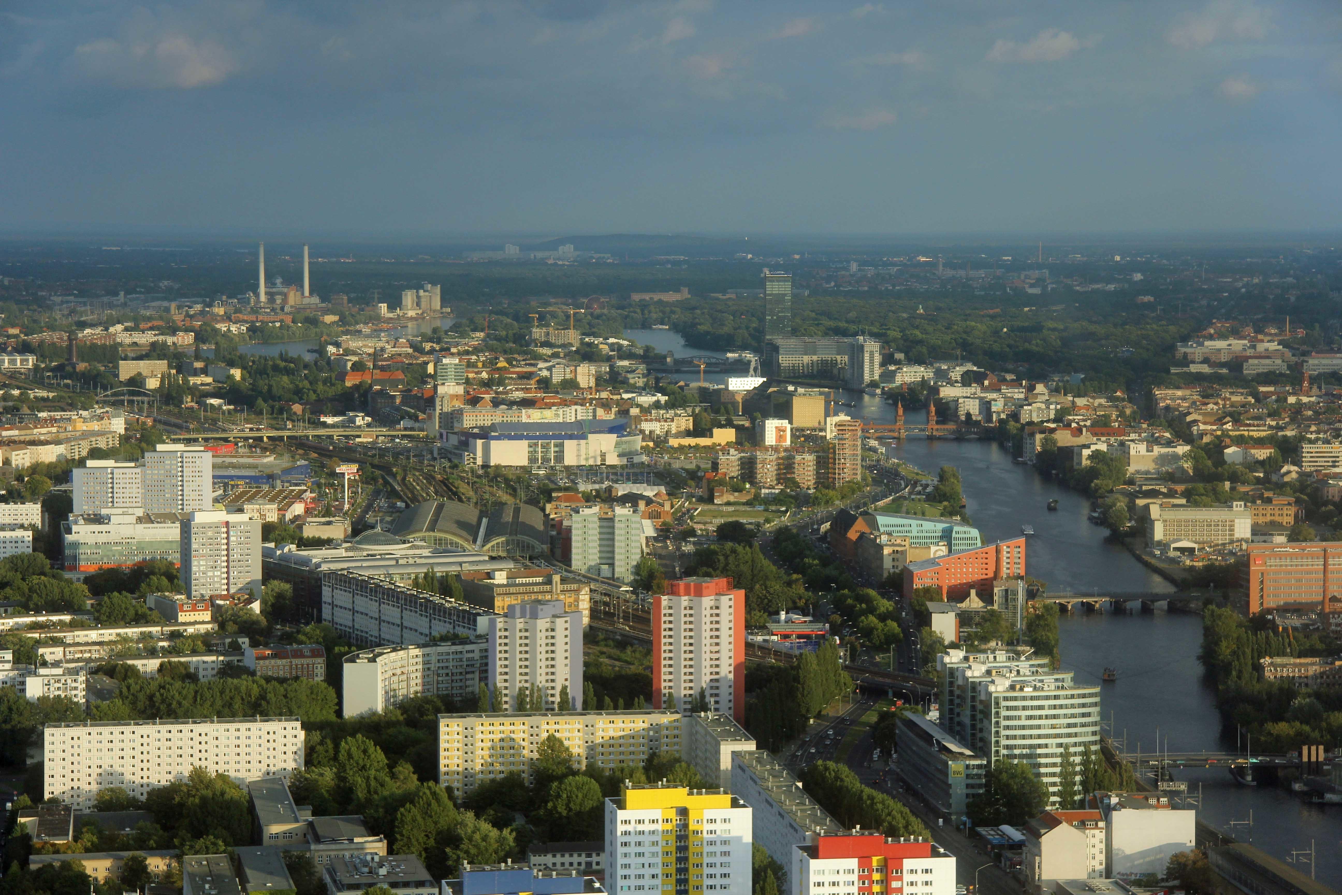 Οι τουρίστες πάνε Βερολίνο – Στην κορυφή Λονδίνο και Παρίσι