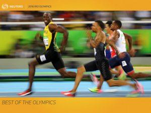 Οι καλύτερες φωτογραφίες των Ολυμπιακών Αγώνων!