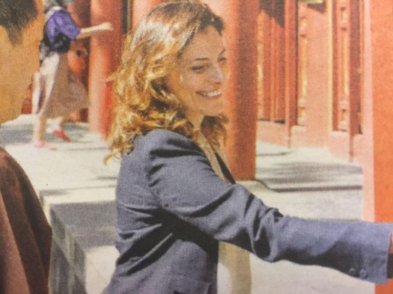 Μπέτυ Μπαζιάνα: Μπηχτή στη Λαγκάρντ! Κάνε κάτι για το χρέος [pics]