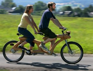 Θεσσαλονίκη: Και ποδήλατα – ταξί…
