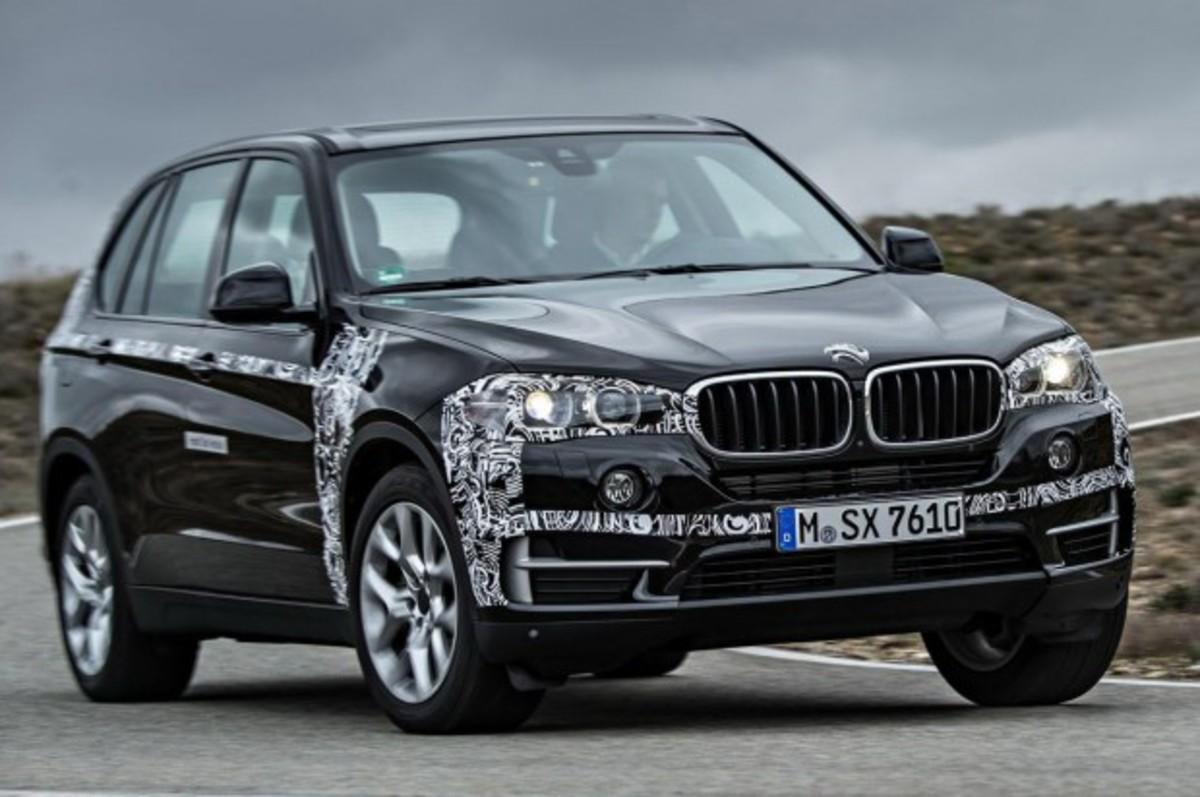 Νέες λεπτομέρειες για την υβριδική BMW X5 eDrive (VIDEO)