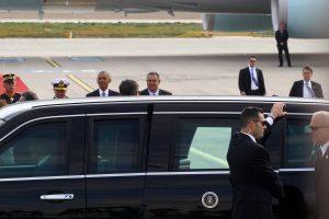 Επίσκεψη Ομπάμα: Ο… bodyguard που έκαψε καρδιές! [pics]
