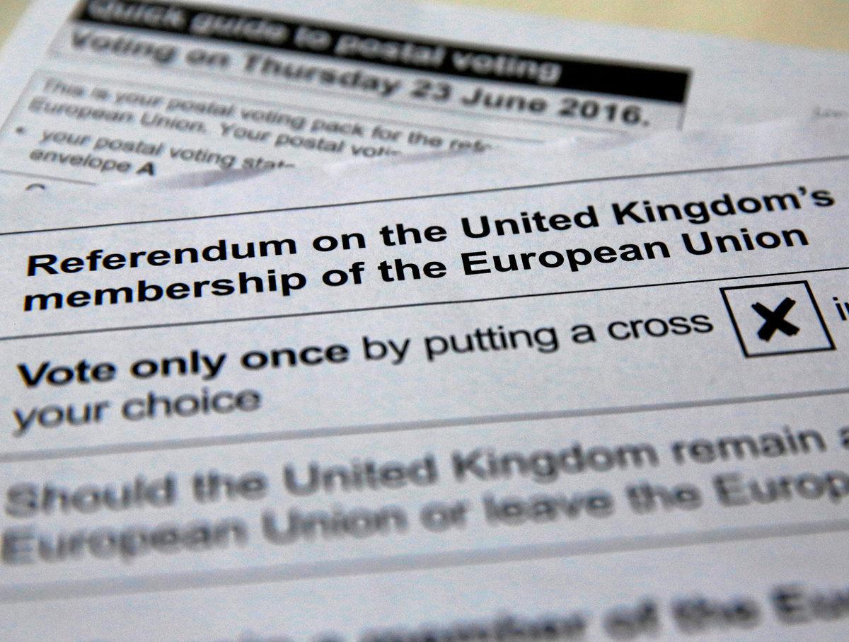 Θρίλερ με νέα δημοσκόπηση για το Brexit – Οι αναποφάσιστοι θα κρίνουν το δημοψήφισμα