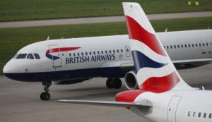 Επανήλθε η British Airways: Κανονικά πραγματοποιούνται οι πτήσεις