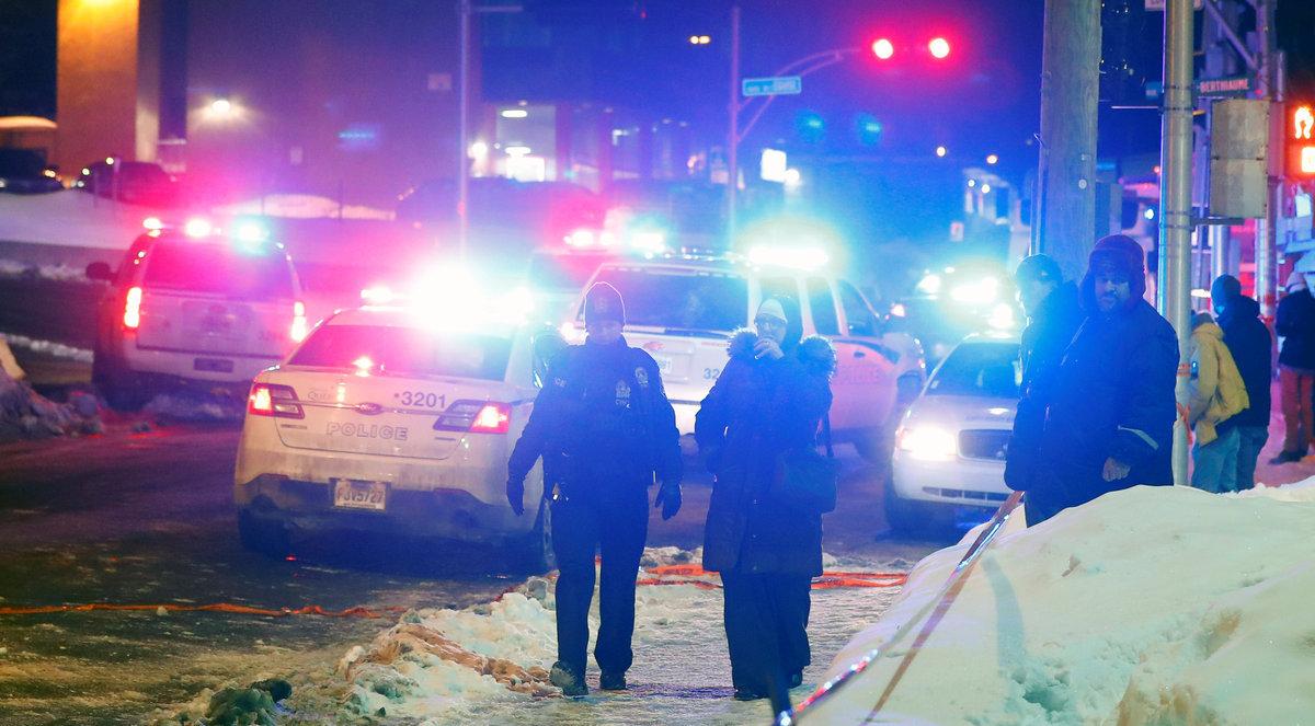 Τρόμος στον Καναδά – Εισβολή σε τζαμί στο Κεμπέκ με έξι νεκρούς