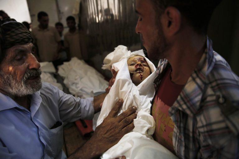 Γάζα: Αν υπήρχε Νόμπελ… Φρίκης! – Προσοχή! Σκληρές ΦΩΤΟ