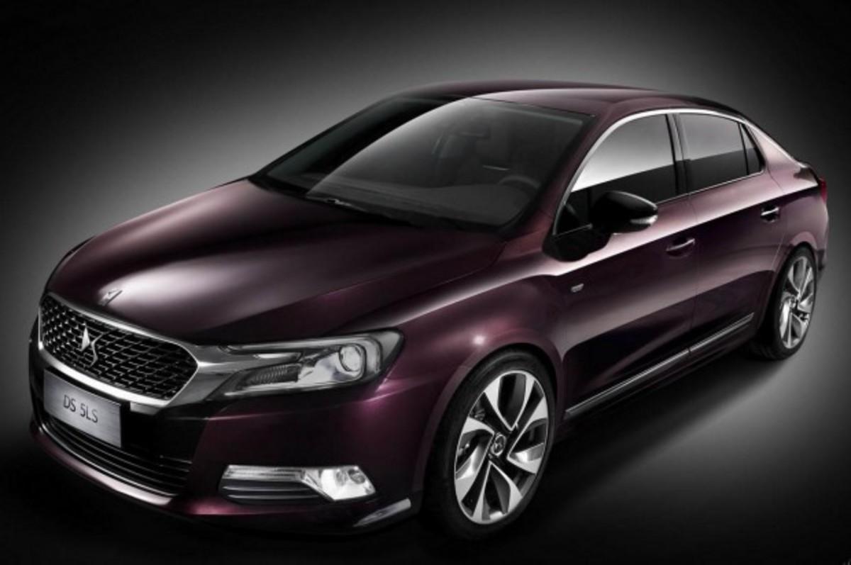 Citroën: Ένα πολυτελές σεντάν αποκλειστικά για την κινεζική αγορά
