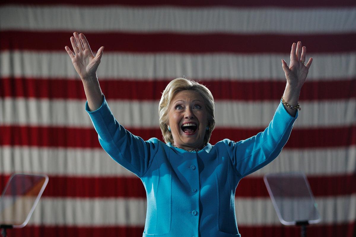 """Αμερικανικές εκλογές 2016: Φλόριντα και Νεβάδα """"βγάζουν""""… Κλίντον;"""