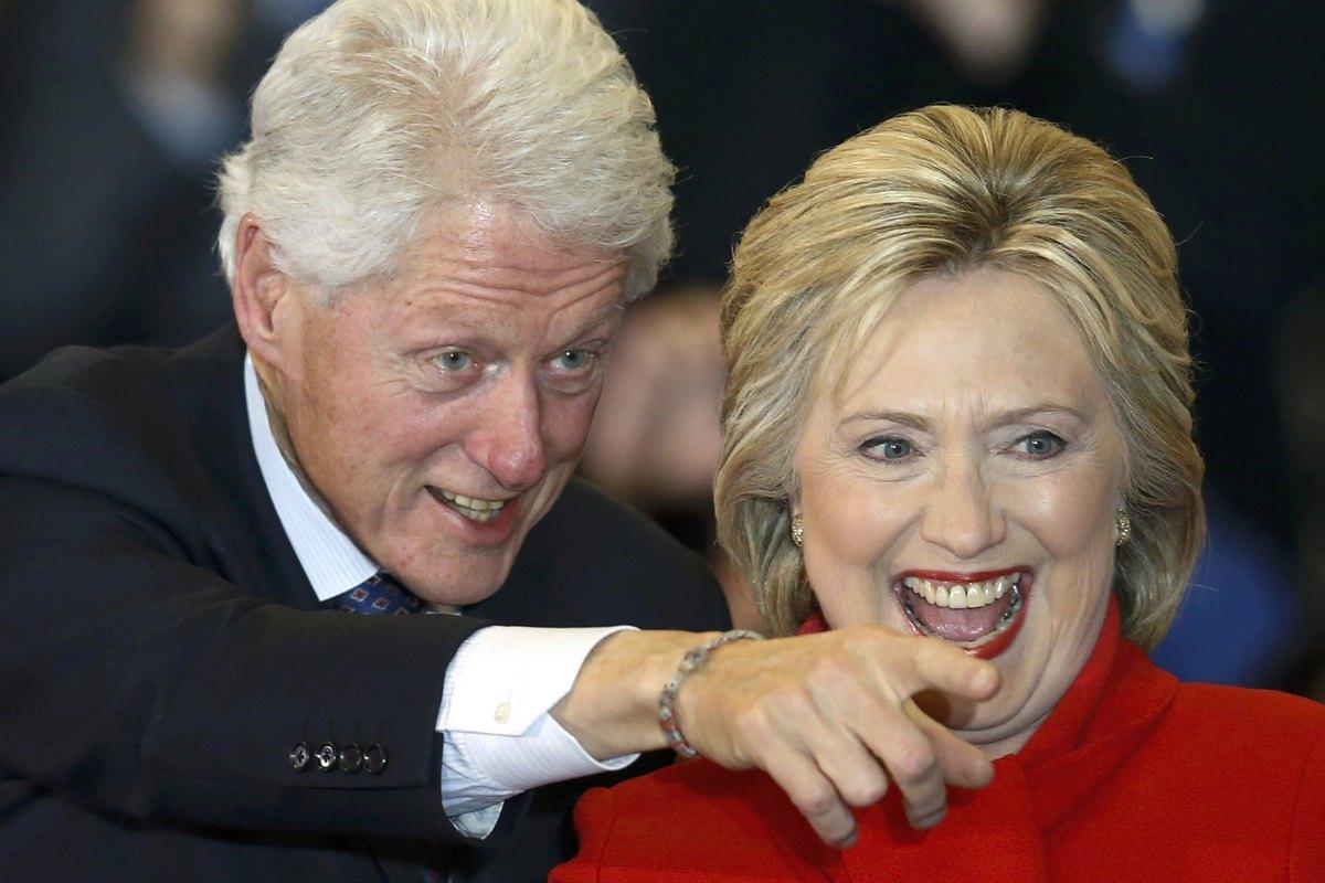 Κλάμα! Οι πρώτες μέρες της Χίλαρι Κλίντον στον… Λευκό Οίκο!