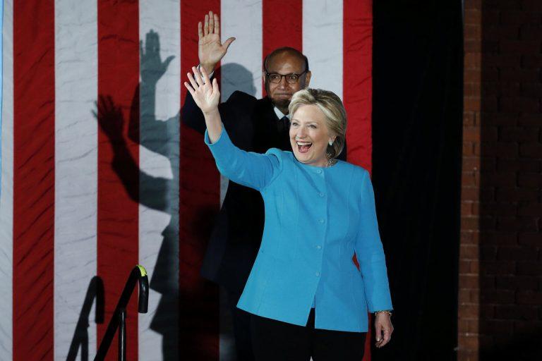 """Εκλογές ΗΠΑ 2016: Χίλαρι """"δείχνει"""" και νέα δημοσκόπηση"""