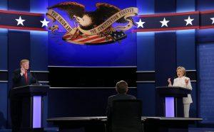 Debate: Αρνήθηκε να αποκαλύψει αν θα δεχτεί το αποτέλεσμα των εκλογών ο Τραμπ! Κλίντον: Ο Πούτιν θέλει αχυράνθρωπο στο Λευκό Οίκο!