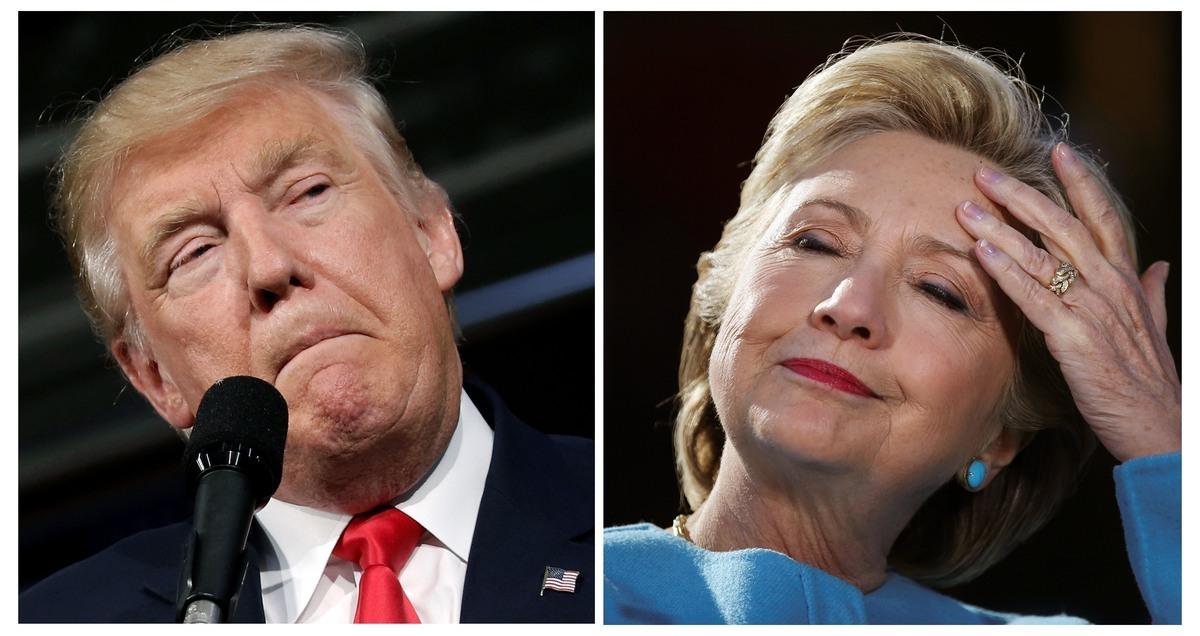 """Εκλογές ΗΠΑ 2016: Οι 693 ημέρες μιας """"τρελής, τρελής"""" προεκλογικής εκστρατείας"""