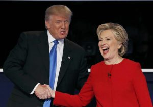 Αμερικανικές Εκλογές 2016 – Κλίντον: Είσαι ρατσιστής! Τραμπ: Δεν έχεις σθένος αλλά αν βγεις θα σε στηρίξω