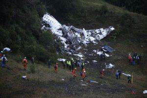 Κολομβία: Οι πρώτες ενδείξεις για την τραγωδία – «Ο κινητήρας δεν λειτουργούσε»