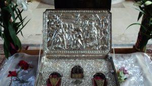 Κρήτη: Στο Ηράκλειο τα Πάντιμα Δώρα των Μάγων – Ουρές πιστών στον Άγιο Τίτο!