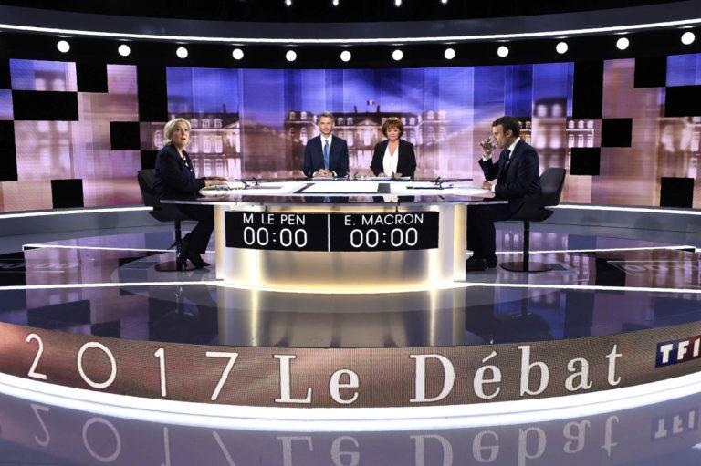 """Γαλλία – Εκλογές: """"Σφαγή"""" Μακρόν – Λε Πεν στο debate! Ποιος βγήκε… νικητής"""