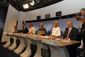 Η ΕΡΤ έστειλε προσκλήσεις στους υποψηφίους της Ν.Δ. για debate