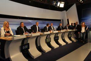 """Εκλογές 2015: Οι δημοσκοπήσεις δείχνουν τον πιθανό νικητή του debate – Οι όροι για τη """"μάχη"""" Τσίπρα-Μεϊμαράκη"""