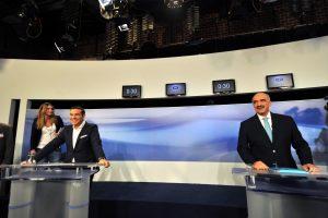 """Debate πολιτικών αρχηγών – Μεϊμαράκης σε Τσίπρα: Δεν είστε ωρομίσθιος, μας ζαλίσατε με τις 17 ώρες"""""""
