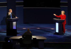 """Ικανοποίηση στο """"στρατόπεδο"""" της Χίλαρι Κλίντον για το debate – Η υπόσχεση του Τραμπ για την επόμενη αναμέτρηση"""