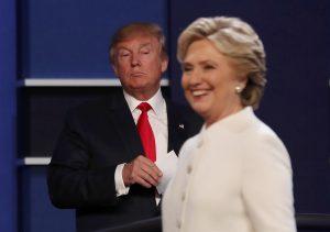 """ΗΠΑ – Debate: """"Βόμβες"""" από Τραμπ και Χίλαρι – """"Δεν ξέρω αν θα δεχτώ το αποτέλεσμα των εκλογών"""" – """"Ο Πούτιν θέλει μαριονέτα στην προεδρία"""""""