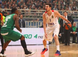 "Euroleague – Ντε Κολό: ""Θα εξέταζα πρόταση από ελληνική ομάδα"""