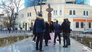 Eurovision 2017: Αποστολή στην Οδησσό στα γυρίσματα της Demy [pics]