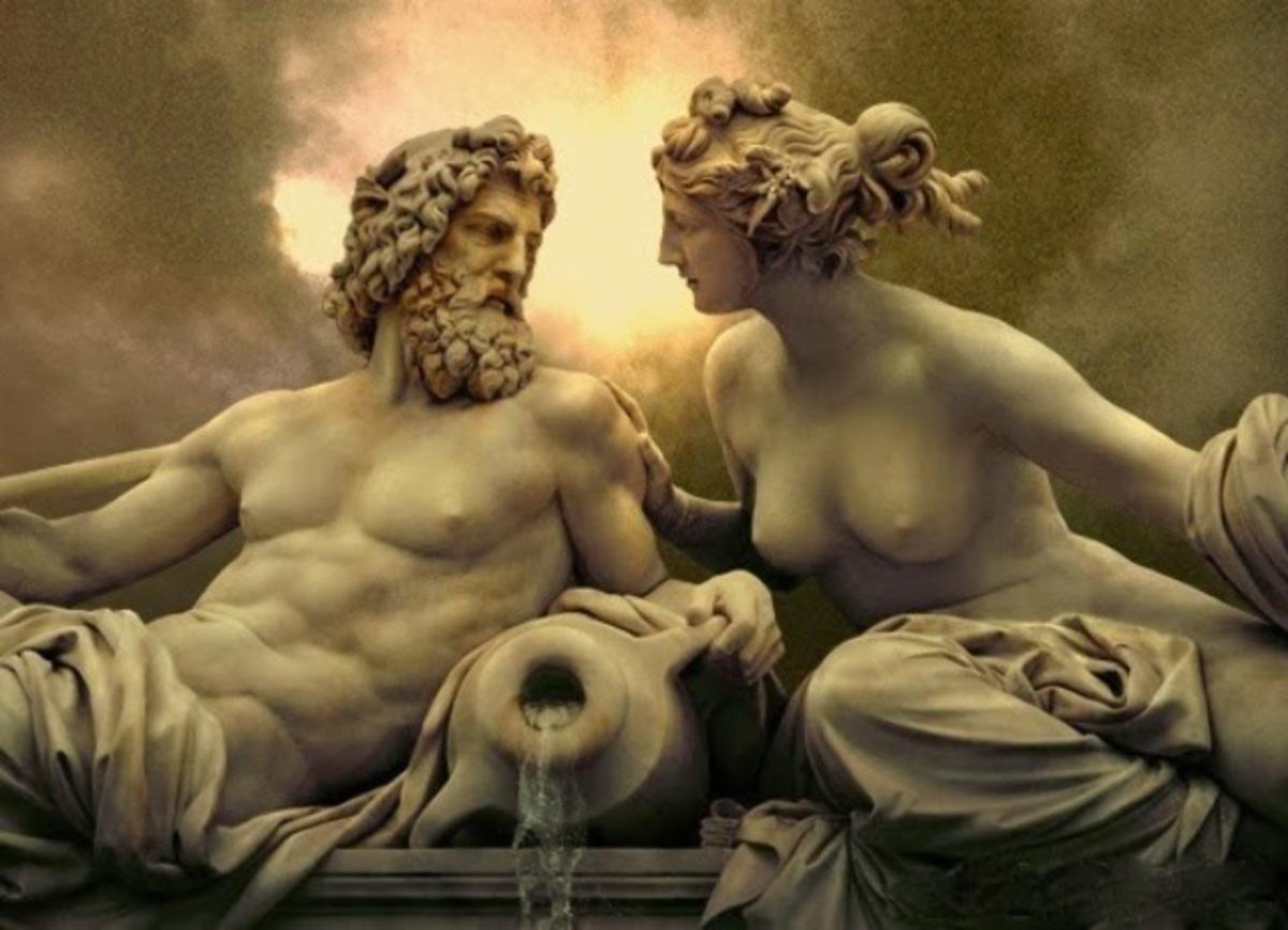 Ελληνική μυθολογία μόνο για ενήλικες! Σεξ, αιμομιξίες, εγκλήματα