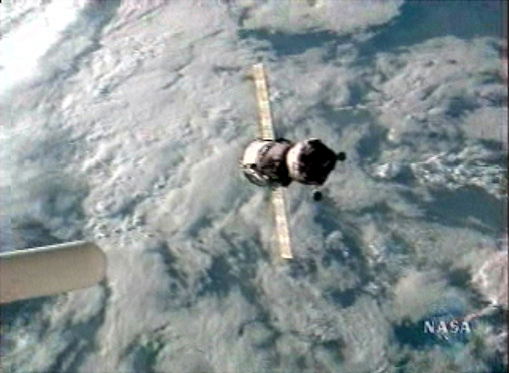 Διαστημόπλοιο ΦΩΤΟ EUROKINISSI