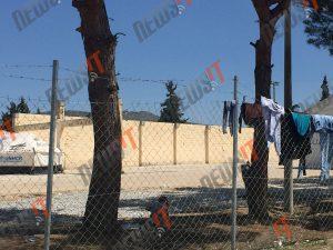 Αυτό είναι το κέντρο στα Διαβατά όπου μεταφέρονται οι πρόσφυγες της Ειδομένης