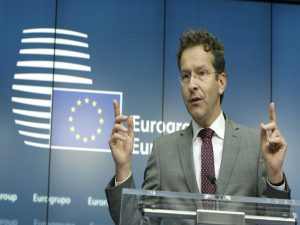 Eurogroup – Αποκάλυψη Ντάισελμπλουμ: Η Ελλάδα συμφωνεί για συμεμτοχή του ΔΝΤ στο πρόγραμμα