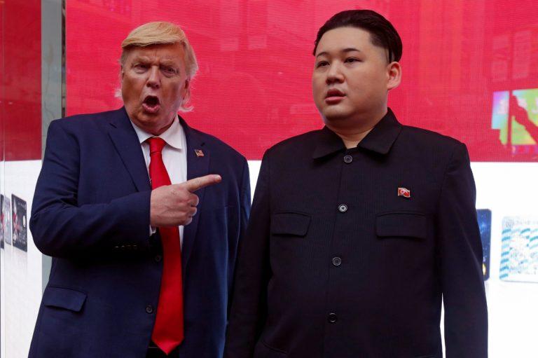 Τραμπ: Στέλνει αεροπλανοφόρο στον Κιμ Γιονγκ Ουν!