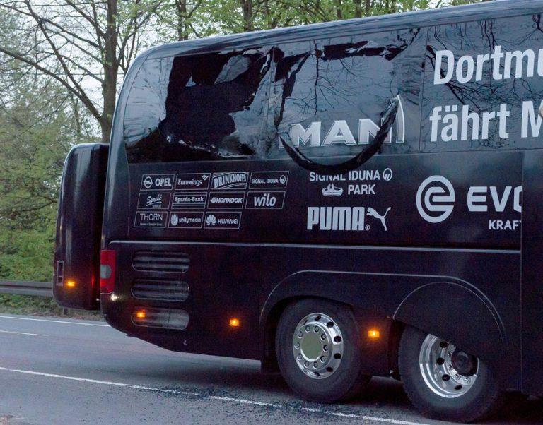 Θρίλερ με τις εκρήξεις στο πούλμαν της Ντόρτμουντ – Διεκδικούν και άλλοι την πατρότητα της επίθεσης!