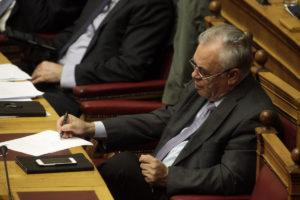 """Κωνσταντίνος Μητσοτάκης: """"Αυθεντικός κοινοβουλευτικός εκπρόσωπος της συντηρητικής παράταξης"""" δήλωσε ο Δραγασάκης"""