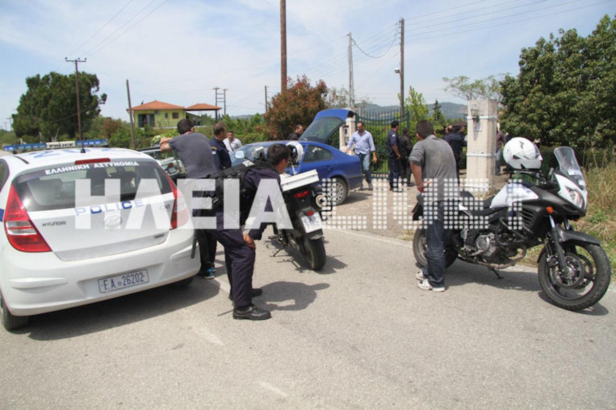 Συνέλαβαν δύο από τους πέντε δραπέτες του Πύργου (ΦΩΤΟ)