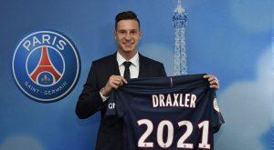 Ανακοίνωσε Ντράξλερ η Παρί Σεν Ζερμέν!