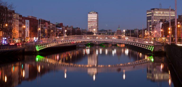δείπνο ραντεβού Δουβλίνο Ιρλανδία