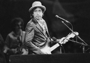 Νόμπελ Λογοτεχνίας στον Bob Dylan!