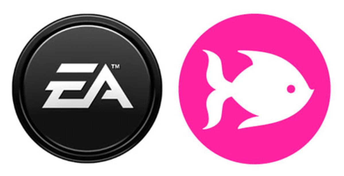 Η Electronic Arts εξαγοράζει την Playfish