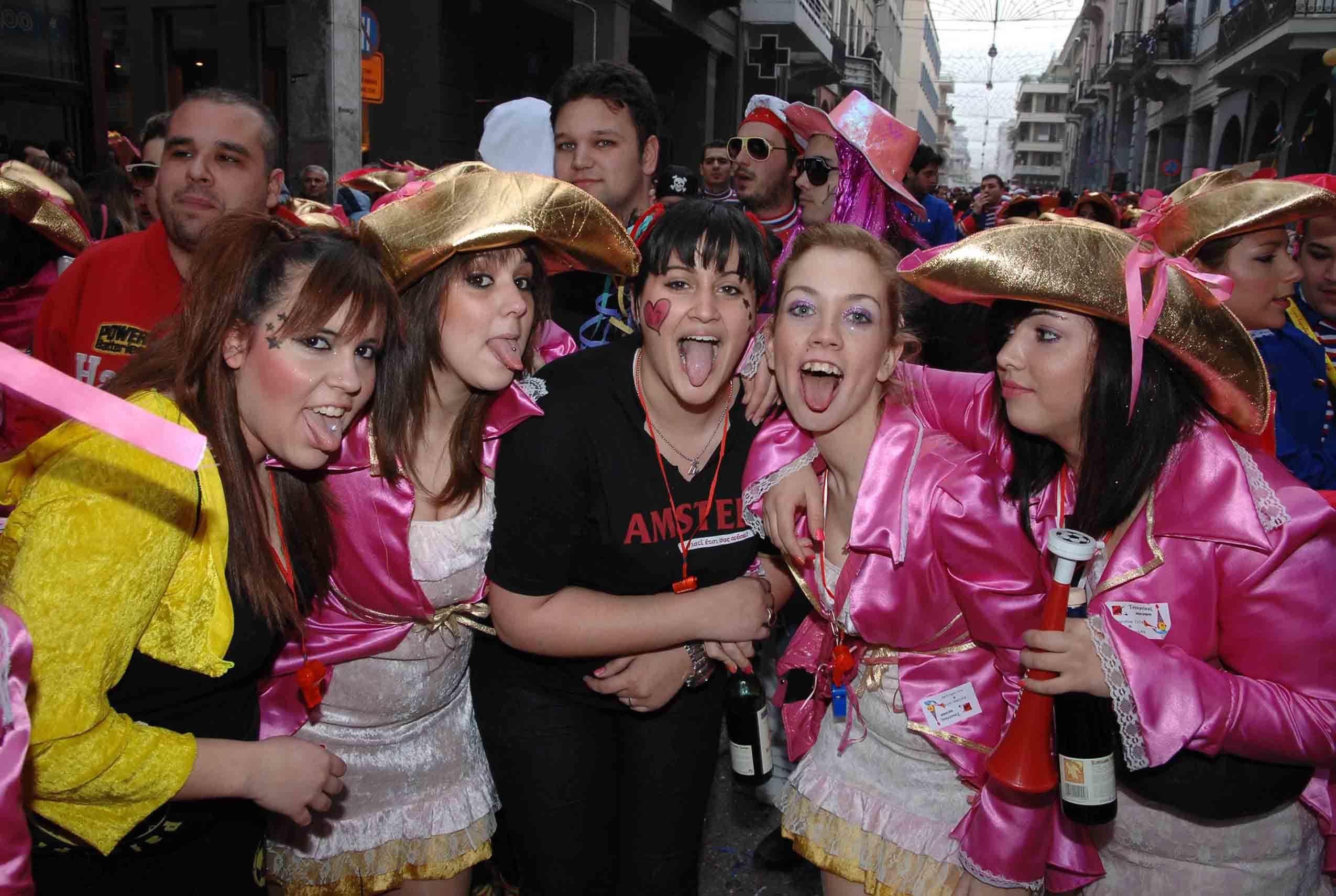 ΄Εδεσσα: Μαγική παρέλαση αρμάτων