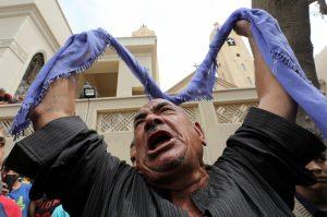 Καταδικάζουν τις βομβιστικές επιθέσεις στην Αίγυπτο