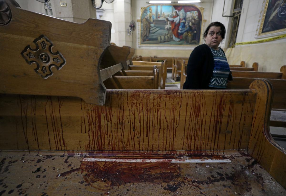 """Ιερός πόλεμος από τους τζιχαντιστές – """"Έπνιξαν"""" στο αίμα την Κυριακή των Βαΐων στην Αίγυπτο – Τα ντοκουμέντα της φρίκης"""