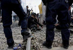 Ειδομένη: Μηνυτήρια αναφορά για τον αποκλεισμό της σιδηροδρομικής γραμμής κατέθεσε ο πρόεδρος του τοπικού Επιμελητηρίου
